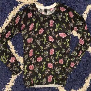 Disney Pixar Toy Story sweater NWOT